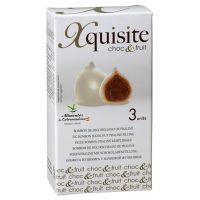 Feige mit Pralinenfüllung und weißer Schokolade, 3er-Packung