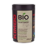Kimbo Fairtrade Espresso, BIO, gemahlen, Dose
