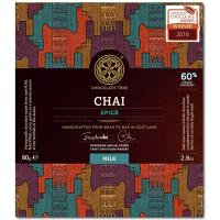 Milchschokolade (60%), Chai Gewürz