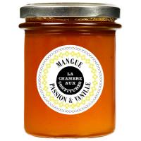Mango - Passionsfrucht - Vanille Konfitüre
