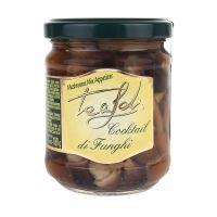 Tealdi Pilzmischung in Olivenöl, 180g