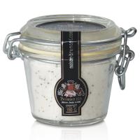 Camargue-Salz mit schwarzem Trüffel
