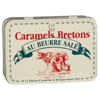 "Karamellbonbon mit gesalzener Butter, ""Geschenkdose"""