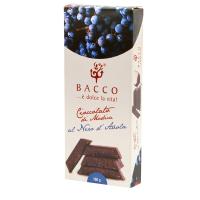 Modica Schokolade mit Trauben Nero d'Avola