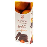 Modica Schokolade mit Zitrusfrüchten