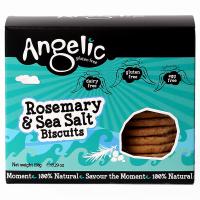 Rosmarin & Meersalz Kekse