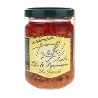 "Tealdi Knoblauch-Olivenöl-Chili Würzpaste ""La Diavola"", 130g"