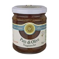 Olivenpaste aus Taggiasca-Oliven, 180g.