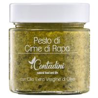 Pesto aus Stängelbrokkoli, 230g