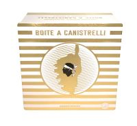 Canistrelli mit Mandeln, Haselnüssen und Zartbitterschokolade 400 g ( MHD: 25.08.2021)