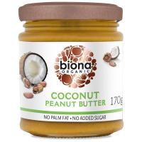 Biona Kokosnuß-Erdnußbutter, BIO