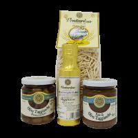Probierpaket Taggiasca Oliven