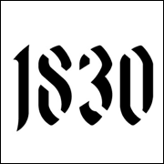 Maison Brémond 1830