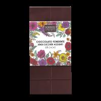 Zartbitterschokolade ohne Zucker Zusatz