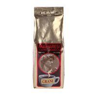 Manaresi Espresso Miscela Oro, ganze Bohne