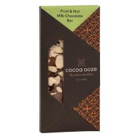 Milchschokolade (33%) mit Früchten & Nüssen