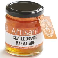 Italienische Orangenbittermarmelade mit Sevilla Orangen
