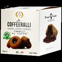 Chocoralli, Taralli mit Kaffee