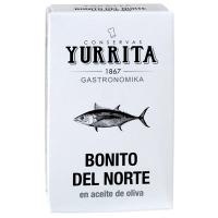Weißer Thunfisch in Olivenöl, 112g.