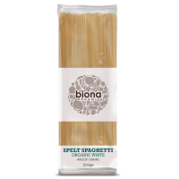 Biona weiße Spaghetti Dinkel, BIO