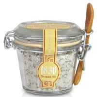 Camargue-Salz mit Kräutern der Provence