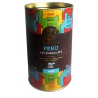 Dunkle heiße Schokolade Peru (70%), BIO