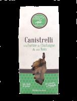 Canistrelli mit Kastanie Walnuss