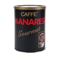 Manaresi Kaffee Gourmet, gemahlen, Dose