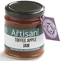 Toffee Apfelkonfitüre