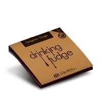 Drinking Fudge mit herrlichem Ingwer