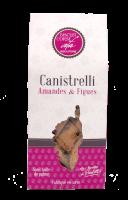 Canistrelli mit Mandeln und Feigen