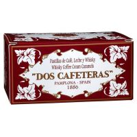 Dos Cafeteras mit Whisky, Box, 220g.