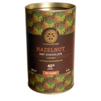 Heisse Schokolade mit Haselnuss (40%), BIO ohne Milchprodukte