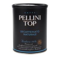 Pellini Espresso entkoffeiniert, gemahlen, 250 g, Dose