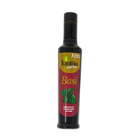 Terre de Lao Olivenöl mit Basilikum 250 ml