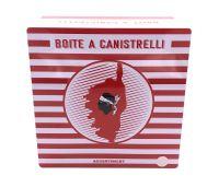 Canistrelli mit Mandeln, Haselnüssen und Zartbitterschokolade