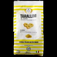 Tarallini mit Olivenöl und Curry