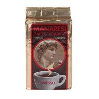 Manaresi Kaffee Miscela Oro, gemahlen