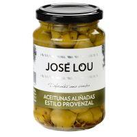 Manzanilla Oliven, provencalisch gewürzt