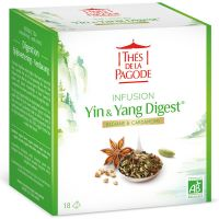 Yin & Yang Digest - Verdauungstee Bio, im Beutel