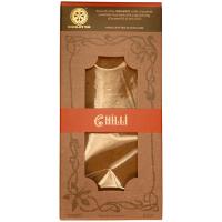 Vollmilchschokolade mit Chilli (39% ), BIO