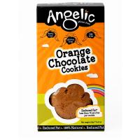 Orangen Schokoladen Kekse