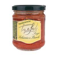 Tealdi Sauce mit Salsiccia Wurst & Barolo Wein, 180g