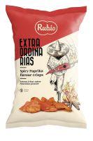 Chips mit scharfer Paprika Aroma