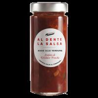 """""""Alle Verdure"""", vegetarische Tomatensauce"""