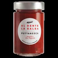 """Puttanesca"", scharf-würzige Tomatensauce"