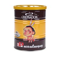 Passalacqua Kaffee Cremador, gemahlen, Dose