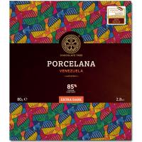 Dunkle Schokolade Venezuela Porcelana (85%)