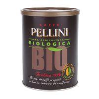 Pellini Kaffee 100% Arabica, BIO, gemahlen, 250 g, Dose
