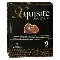 Feige mit Pralinenfüllung und Schokoladenüberzug, 9er-Packung